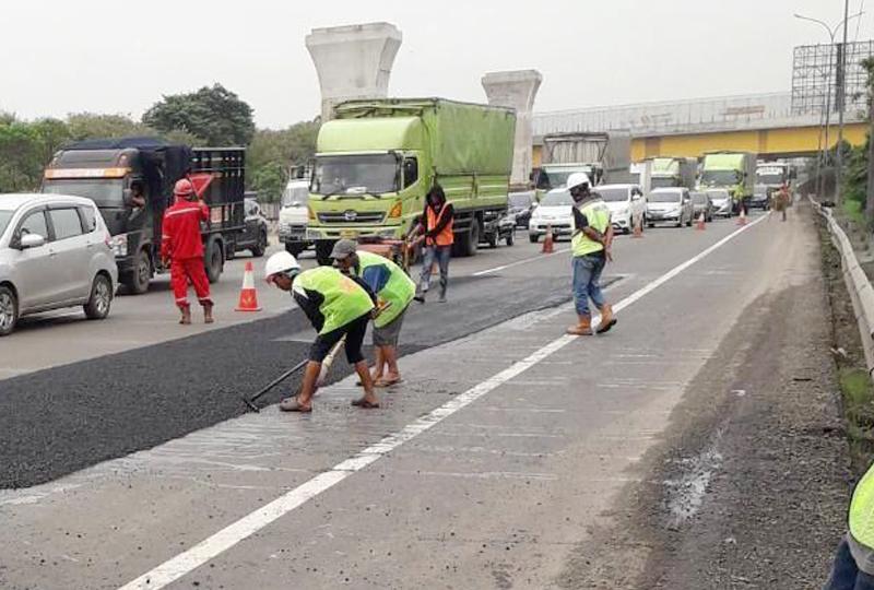 Jasa Borongan Aspal Jalan Tangerang