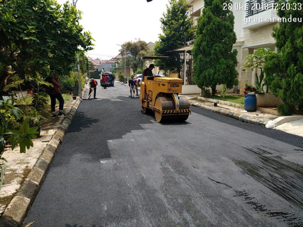 Jasa Pengerjaan Perbaikan Jalan Aspal