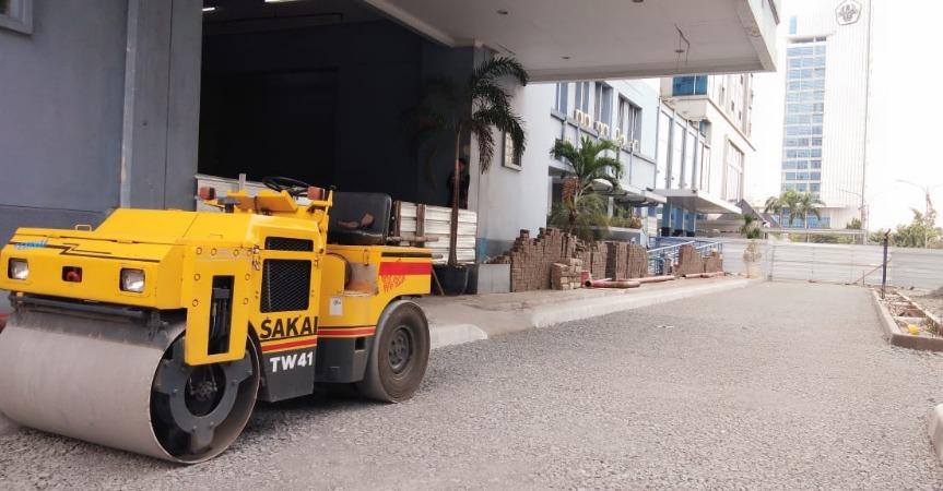 Kontraktor Pengaspalan Jalan Sejabodetabek