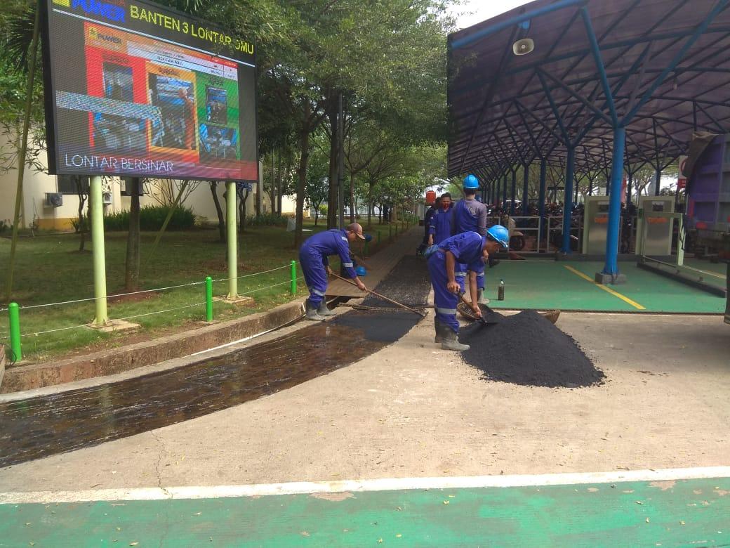 jasa aspal murah Kami adalah Kontraktor Pengaspalan Jalan yang berlokasi di Pondok Jaya Pondok Aren, South Tangerang City, Banten, Apabila Anda ingin bertanya tentang semua hal aspal jalan ini,